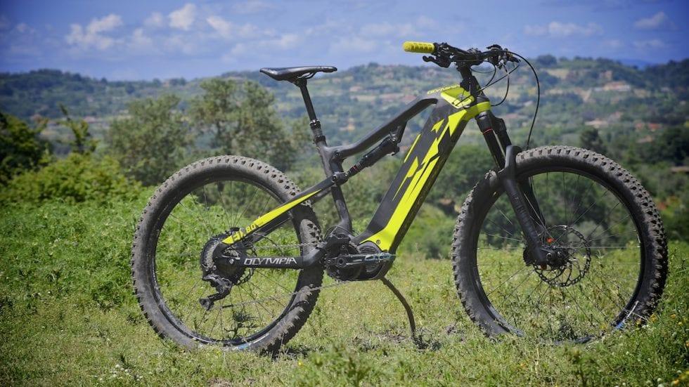 TEST – Olympia E1X Carbon: italiana all'attacco