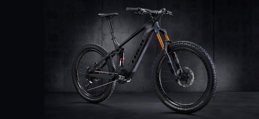 gamma Trek Powerfly 2019