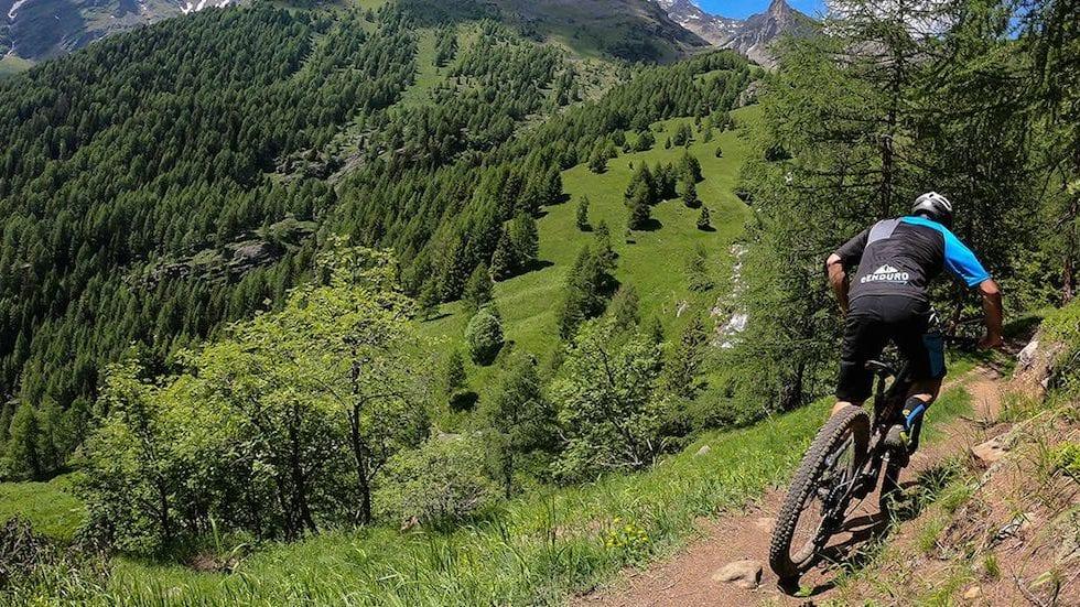 E-enduro in Val di Pejo: ecco vincitori e classifica