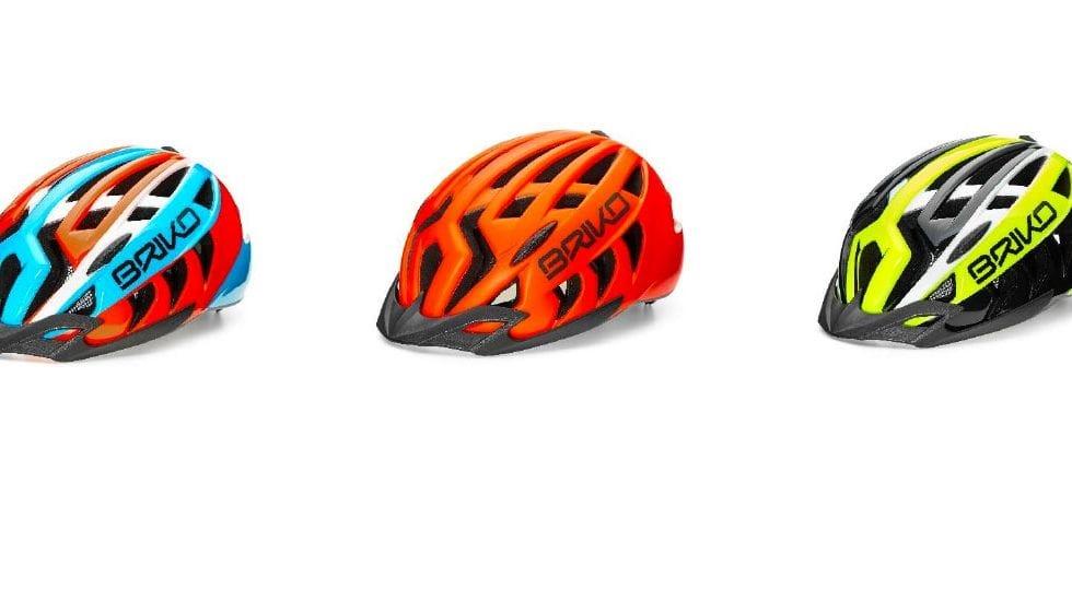 Caschi Aries Briko: certificati per l'utilizzo con le e-bike