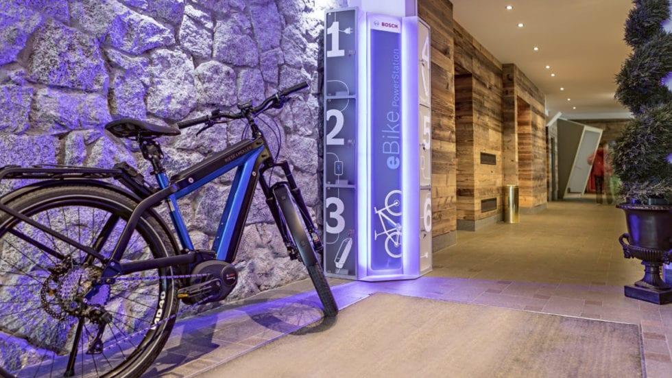 Le Bosch e-Bike Power Station sbarcano in Italia, Francia e Svizzera