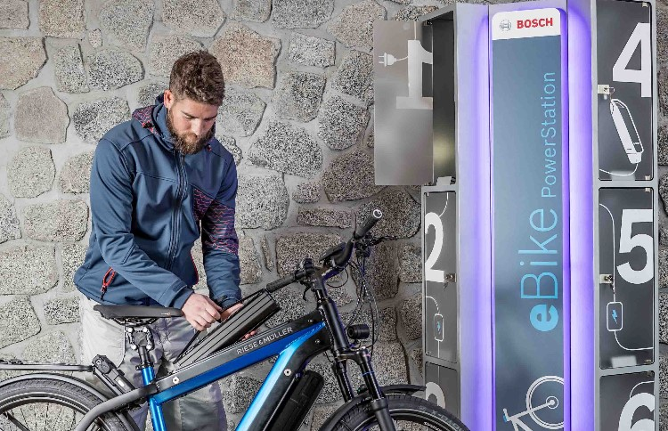 Bosch e-Bike Power Station