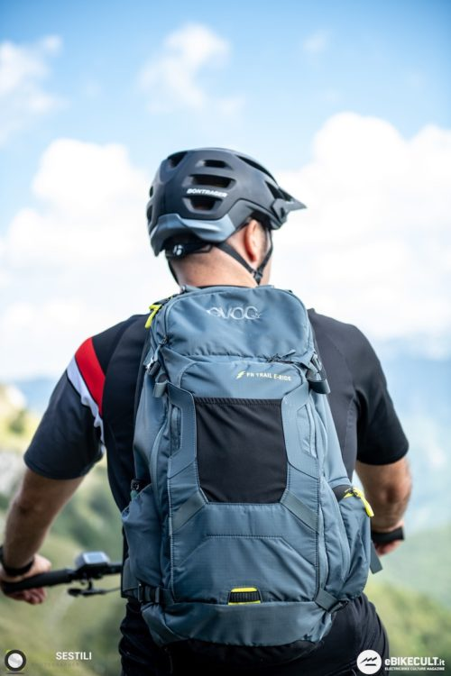 zaino Evoc FR Trail E-Ride