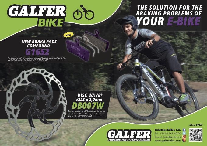 Galfer Bike