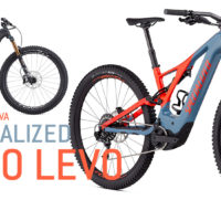 nuova specialized turbo levo