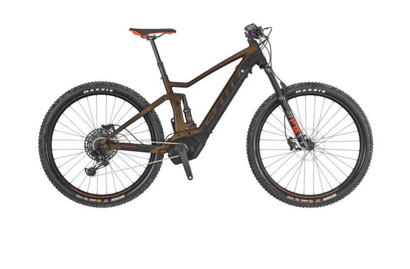 e-bike scott 2019