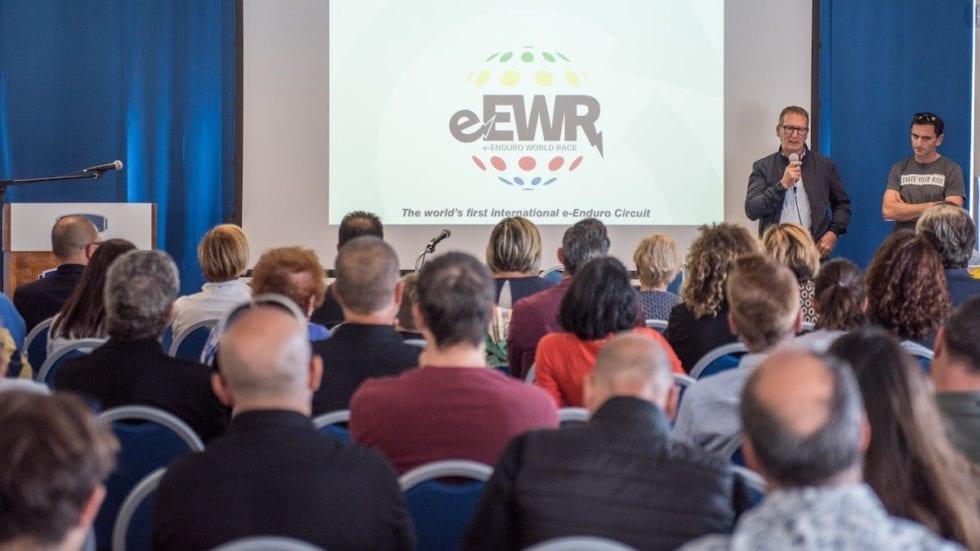 La tappa italiana dell'E-Enduro World Race sarà a Loano