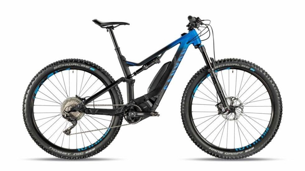 Nuova Canyon Neuron:ON, il trail riding è la sua vocazione…