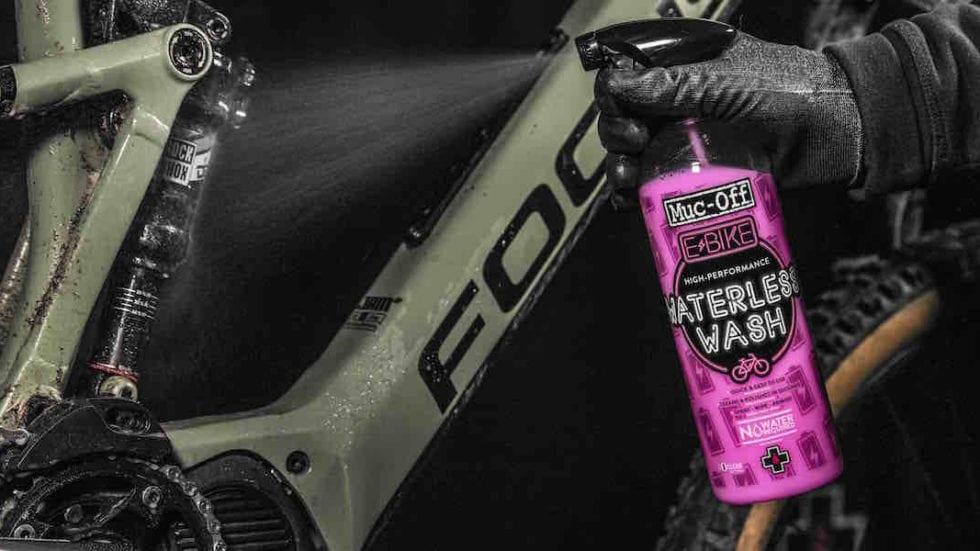 Pulizia e manutenzione no-problem con la gamma Muc Off per e-bike