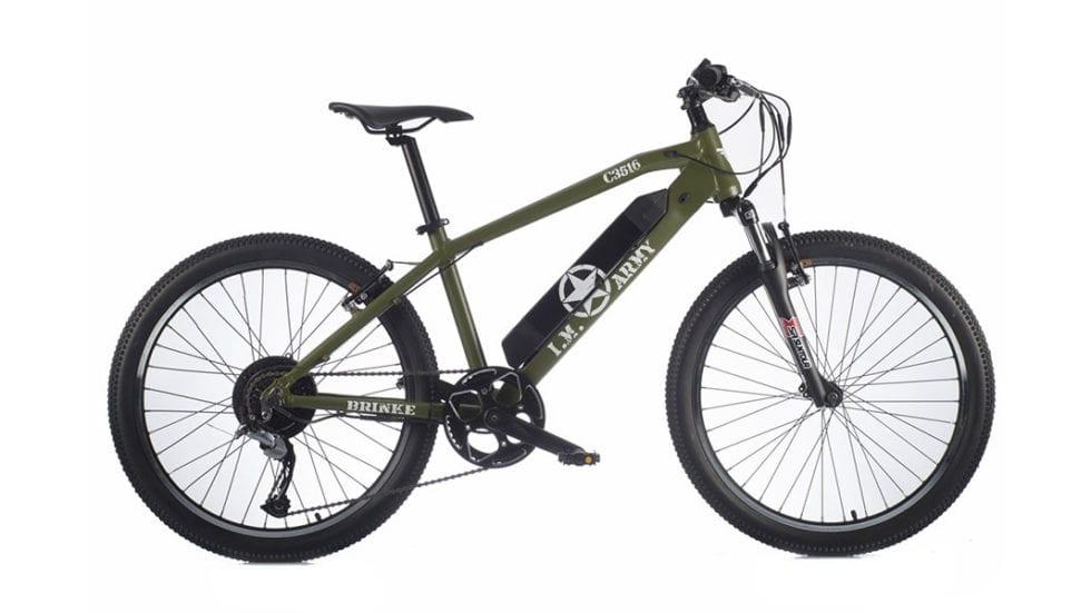 """Brinke First: la """"prima"""" e-bike per giovani rider"""