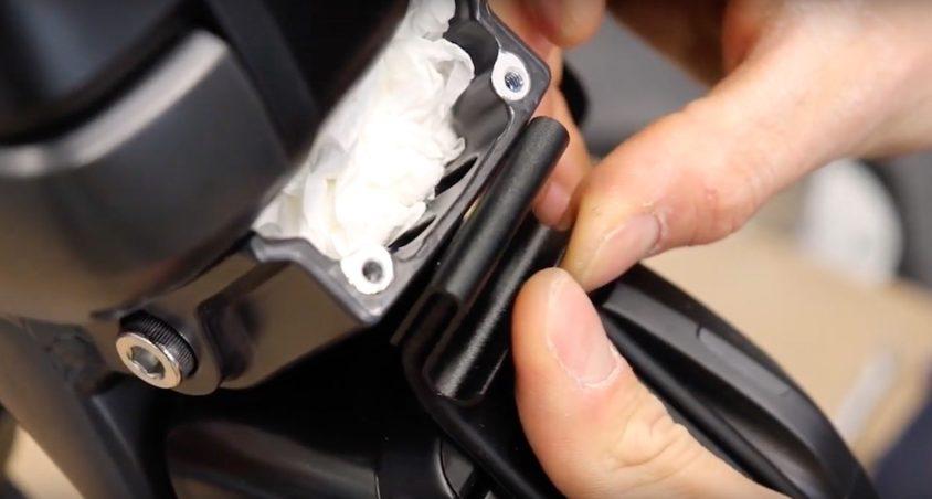 protezione della batteria Thok