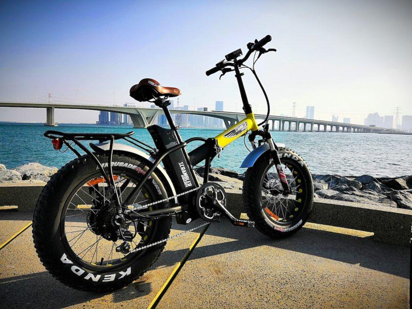 Scrambler Ducati eBike
