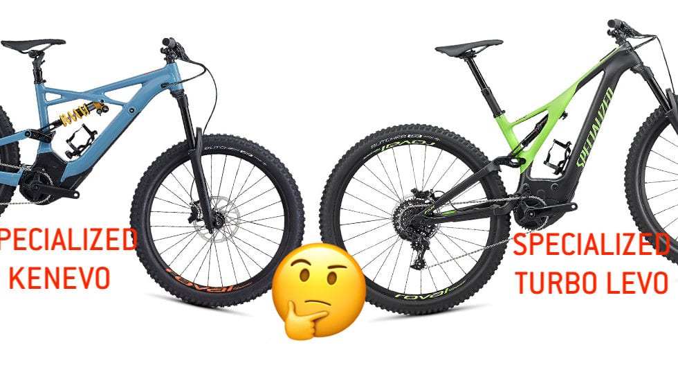 Specialized Kenevo oppure Turbo Levo: quale scegliere?