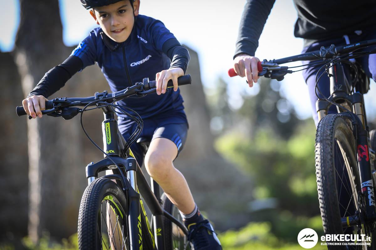 a cosa servono le e-bike da bambino