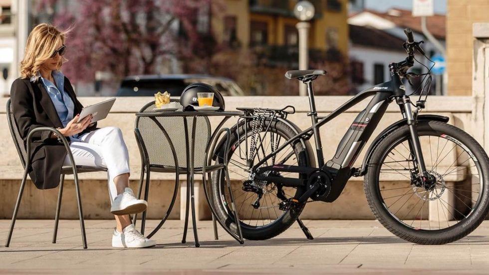 Fantic Seven Days Living: urban sport commuter con batteria da 630Wh