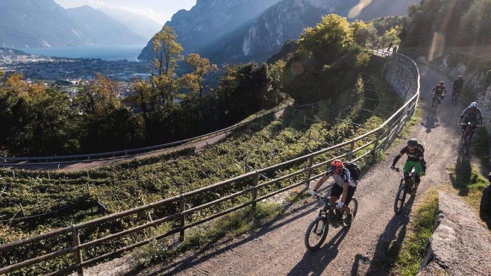 EMtb Adventure 2019: torna ad ottobre l'evento nel Garda Trentino