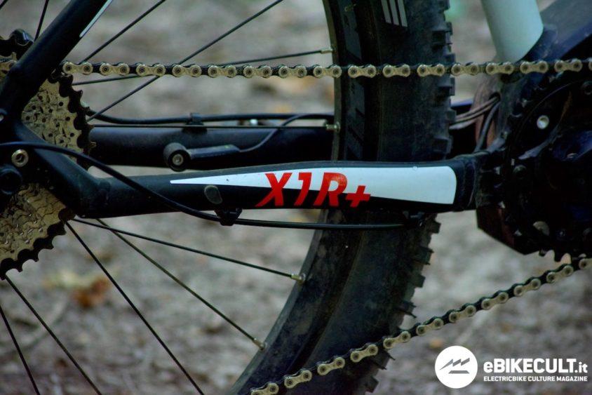 Brinke X1R+