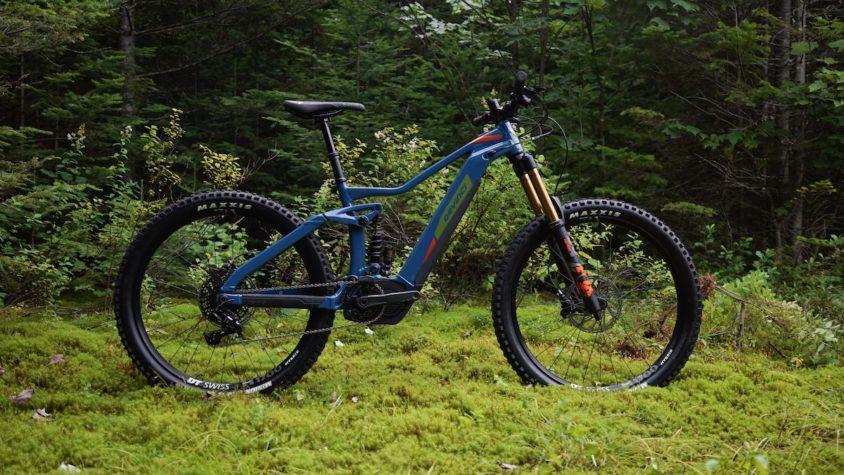e-bike Devinci 2020