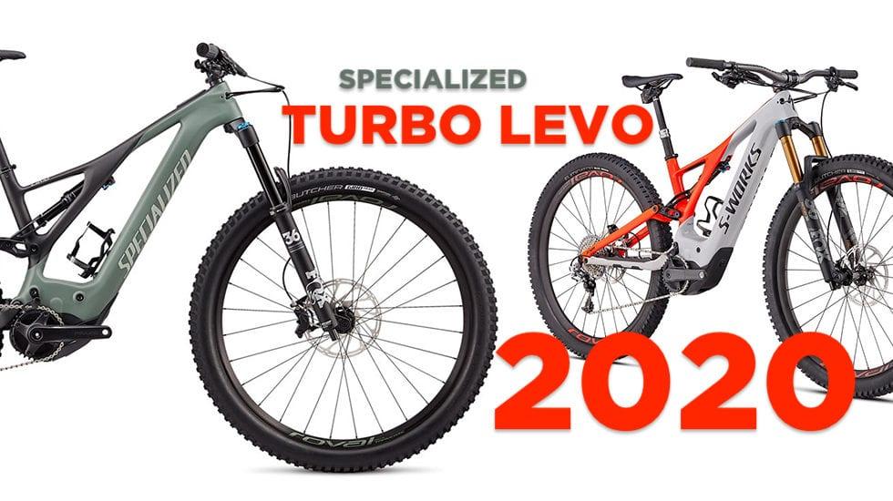 Svelata la gamma Specialized Turbo Levo 2020: ecco foto e prezzi