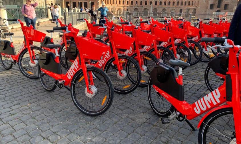 bike-sharing elettrico