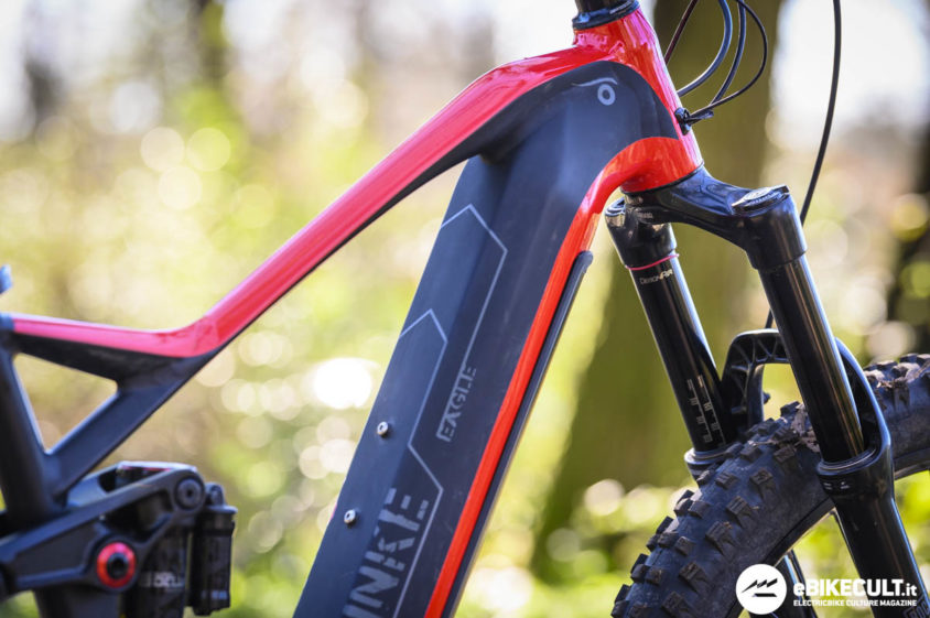 Brinke X5R+ Race