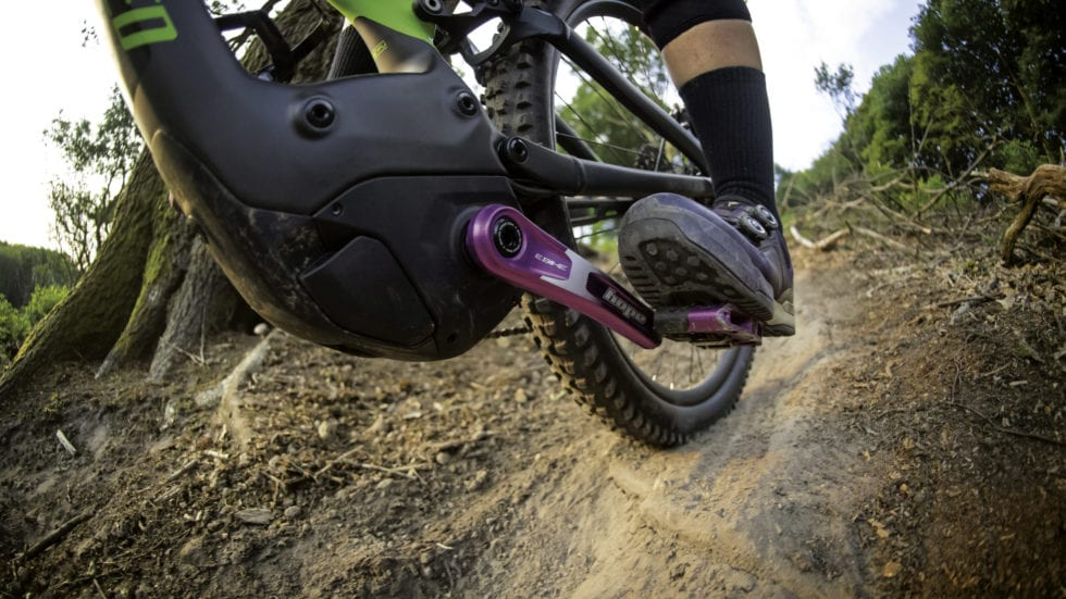 Pedivelle Hope E-Bike Cranks: più corte, più robuste, ma anche stilose