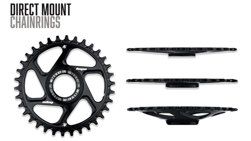 Hope E-Bike Cranks
