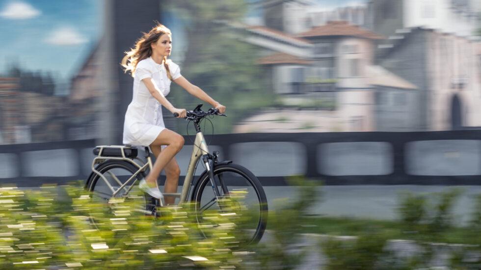 Distanziati ma liberi di pedalare, l'iniziativa di Brinke che…