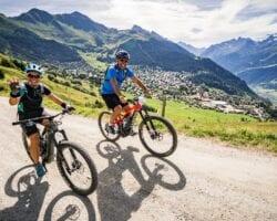 Verbier e-bike weekends