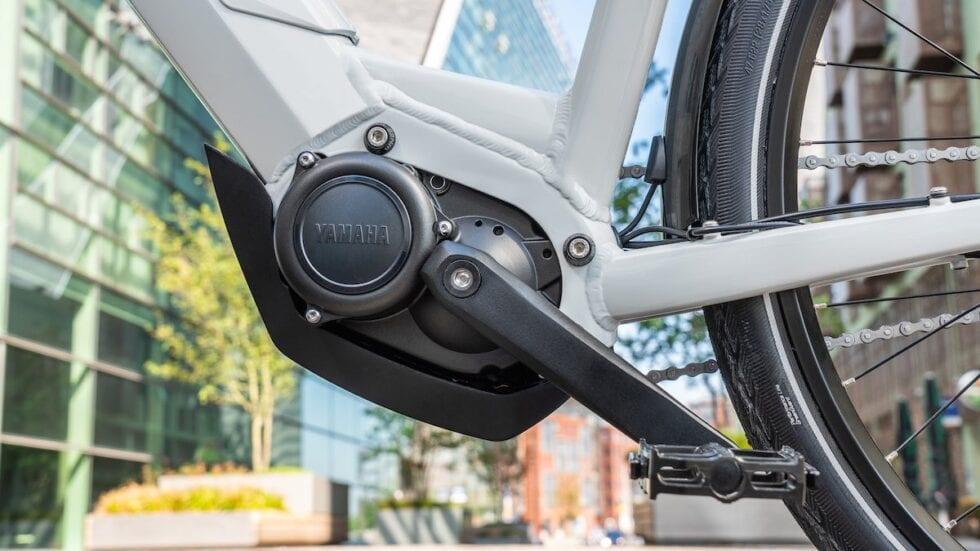 Nuova serie Yamaha PW CE: il motore leggero, silenzioso e compatto