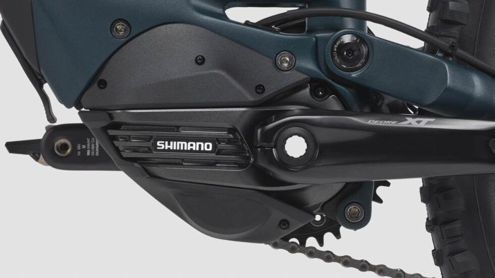 Nuovo motore Shimano EP8: 85 Nm, più leggero, più compatto, più fluido