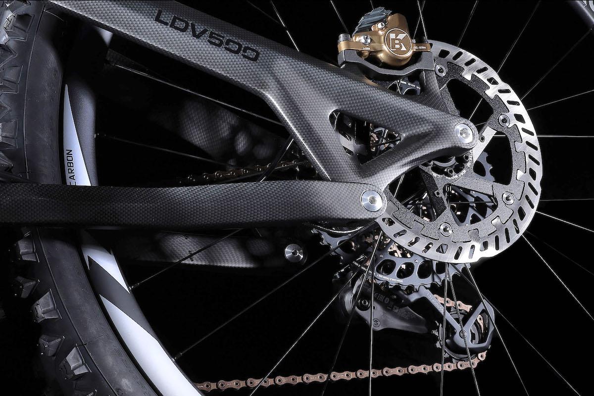 Vent LDV500 RR