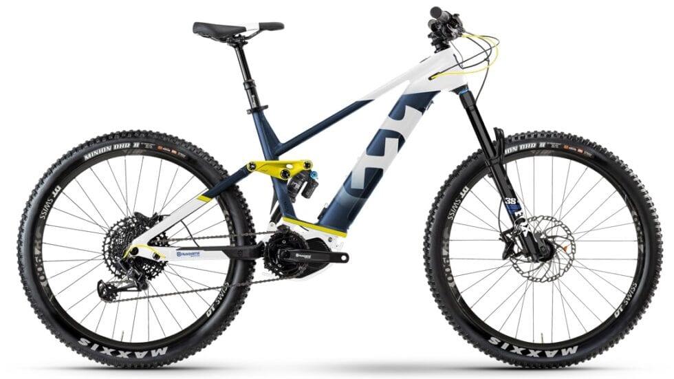 Gamma e-bike Husqvarna 2021 con un nuovo motore: allestimenti e prezzi…