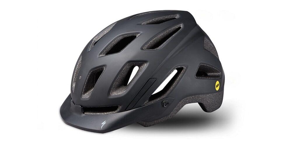 Specialized Ambush Comp E-Bike, il casco con sistema Mips e sensore Angi