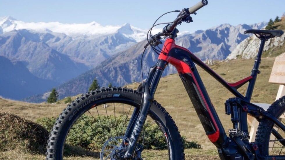 Novità Brinke 2021 con motore Shimano EP8 sia per l'off-road sia per l'e-trekking