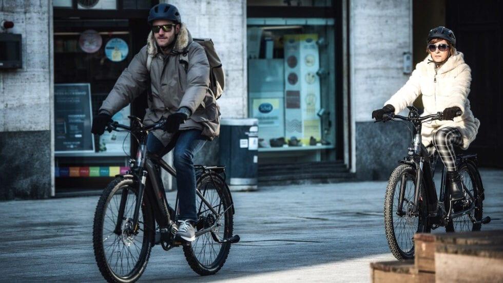 Aggiornamento Shimano E5000 per le e-bike urban: nuova opzione di guida Sportive