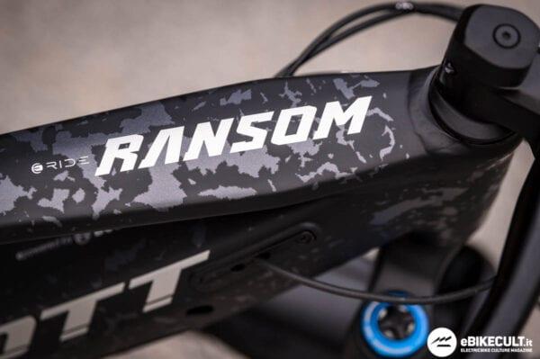 Scott Ransom eRide