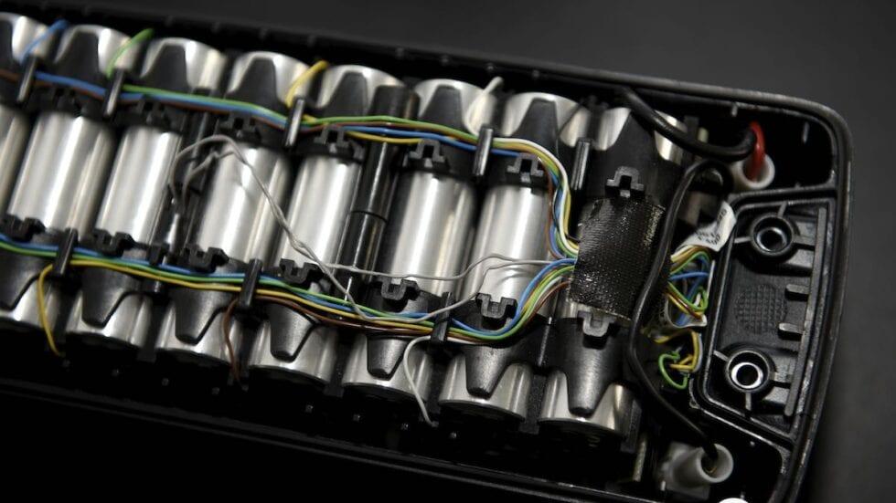 Batterie delle e-Mtb