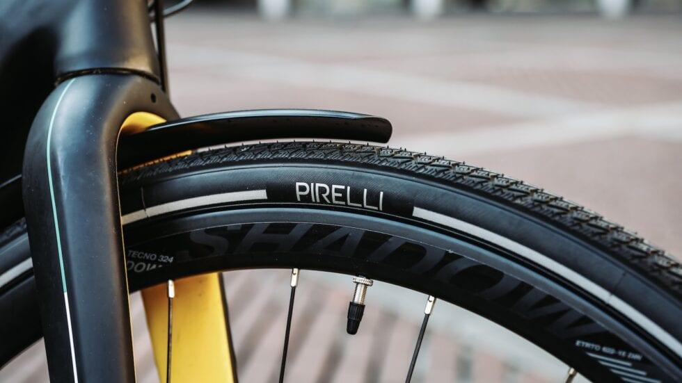 NOVITÀ – Pirelli CYCL-e WT: pneumatici invernali per muoversi in città