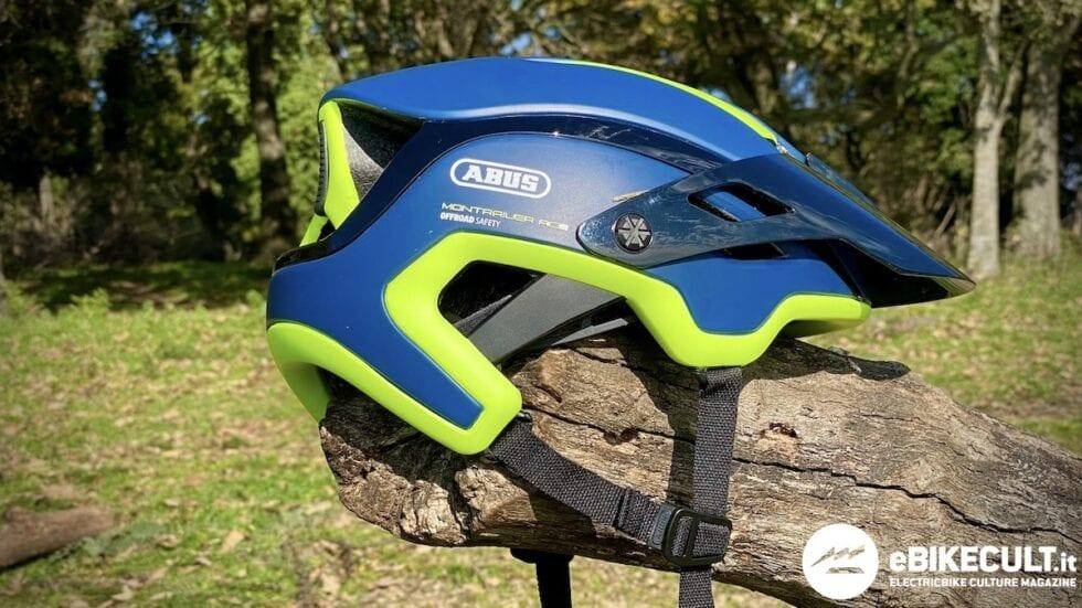 Abus Montrailer Ace Mips: casco da trail futuristico