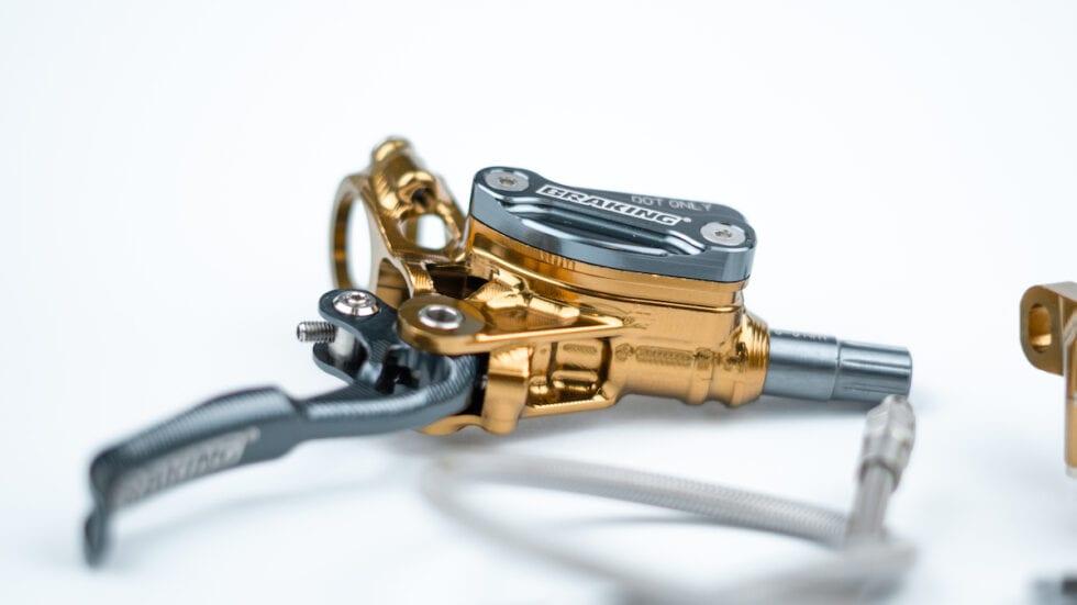 Braking Incas 2.0: arriva anche il disco da 3mm per le e-bike