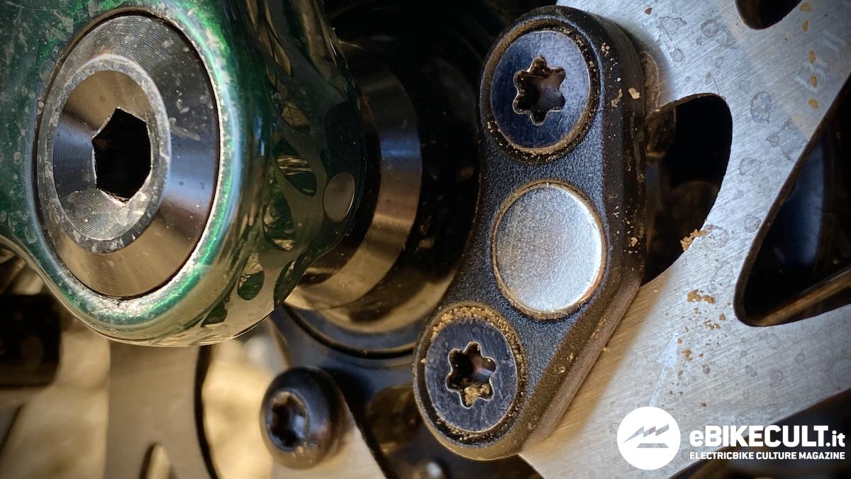 manutenzione della e-bike