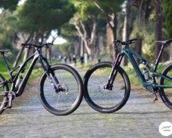 Stumpjumper Evo e Turbo Levo SL