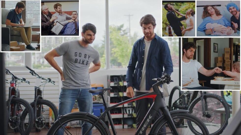 VIDEO – Sei sempre impegnato e stressato? È il momento di comprare una e-bike ?