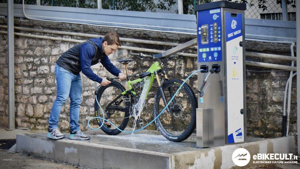 VIDEO – MTM Hydro Bike Wash, il lavaggio self service a bassa pressione