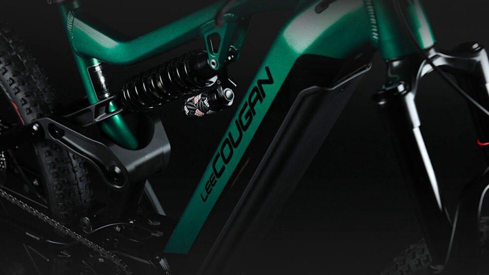 Tutta la gamma e-bike Lee Cougan 2021 con specifiche e prezzi