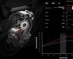 motore della e-Mtb