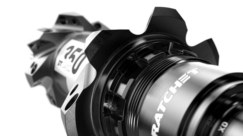Mozzi Dt Swiss 350 2021 e kit di conversione al Ratchet System