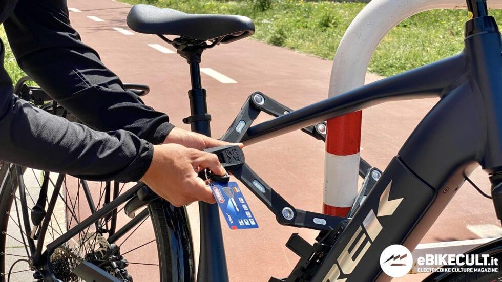 Antifurto per bici Abus: 4 consigli per fermare i ladri