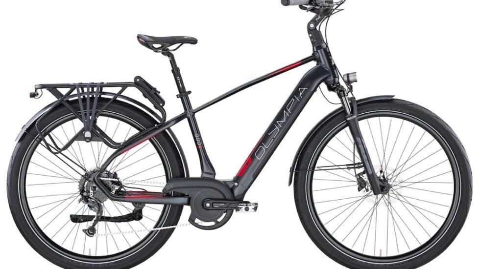 Olympia Speedster: per chi cerca una e-bike agile, di facile utilizzo e affidabile